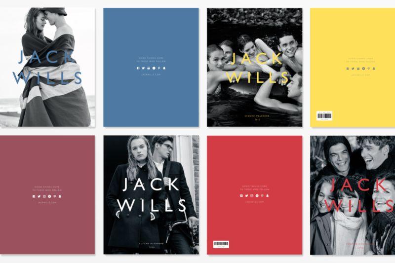 Jack Wills Handbooks 2016