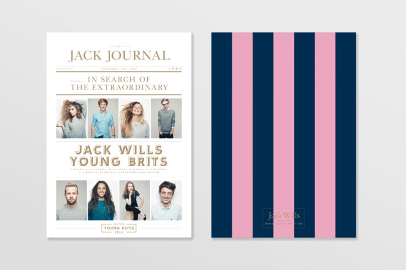 Jack Wills Young Brits 2014
