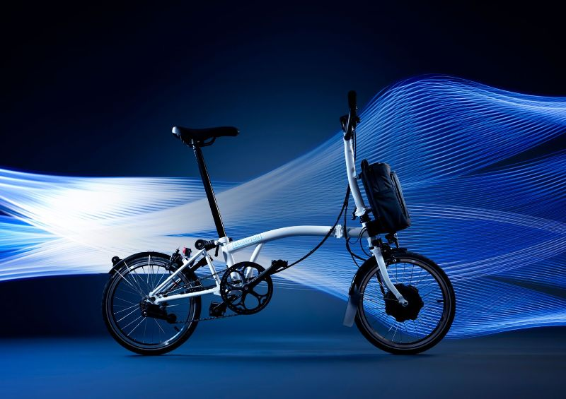Positioning, strategy, creative & launch: Brompton Electric
