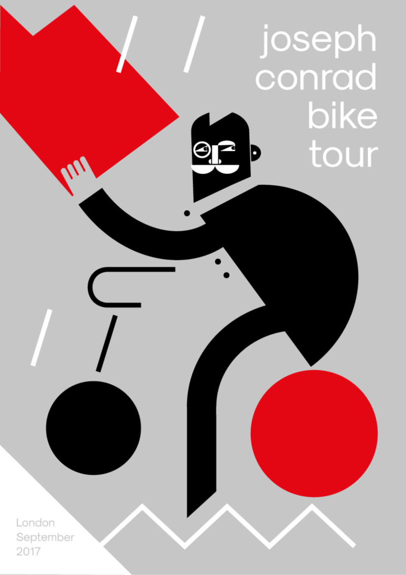 Joseph Conrad Bike Tour