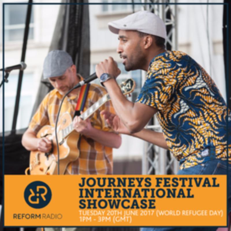 Journeys International Festival Showcase