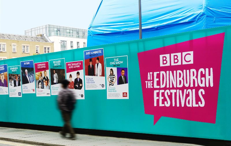 BBC at Edinburgh Festivals