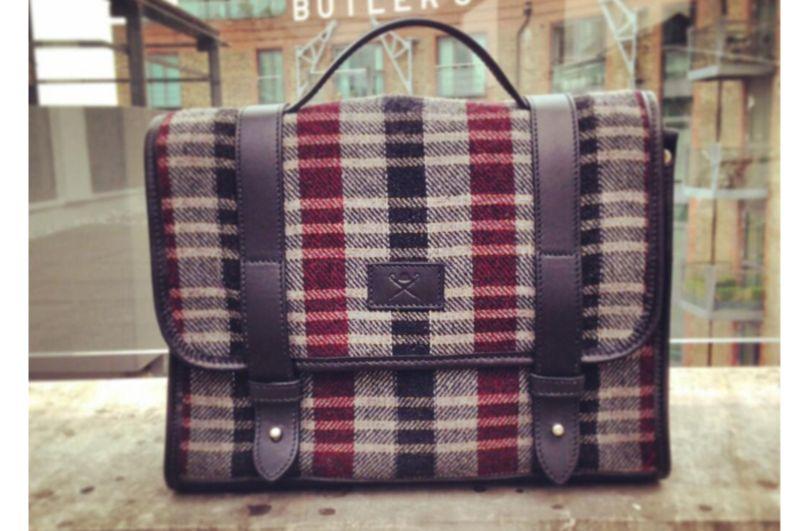 Winning Bag Design - Hackett London