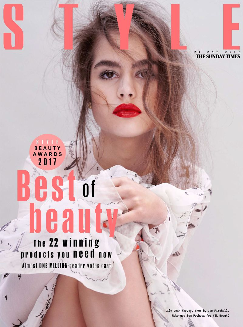 The Sunday Times Style Beauty Awards 21/05/17 feat Lily Jean Harvey