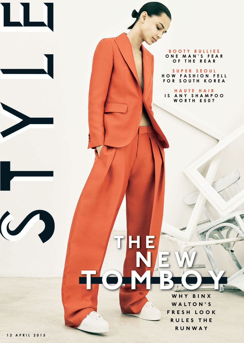 The Sunday Times Style feat Binx Walton