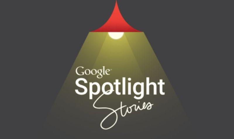 Google Spotlight Stories Rain or Shine