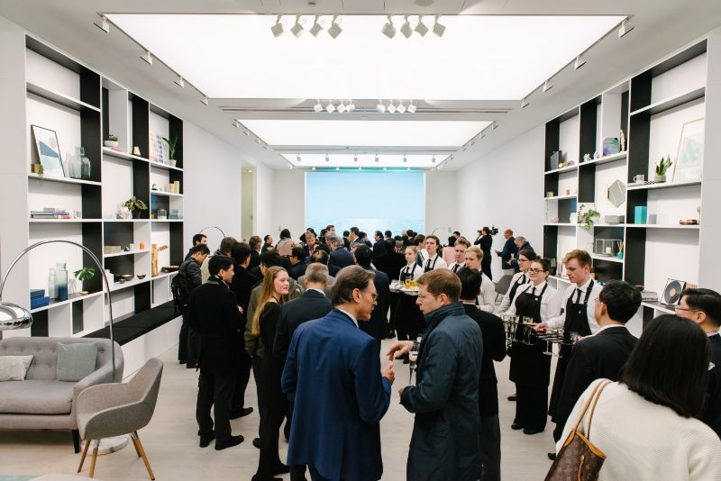 NextEV- Nio launch at the Saatchi Gallery, London