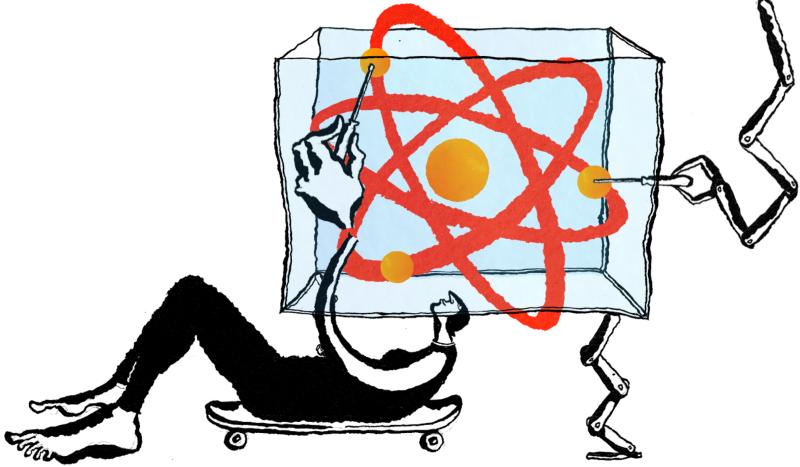 Quantum Mechanic
