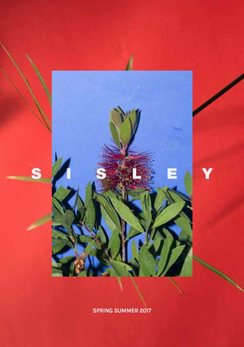 Sisley ss17 - Metropolitan Oasis