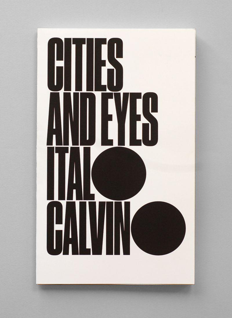 Italo Calvino - Cities and Eyes