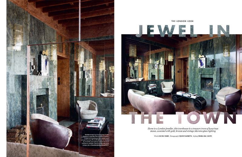 Elle Decoration: Jewel Of The Town