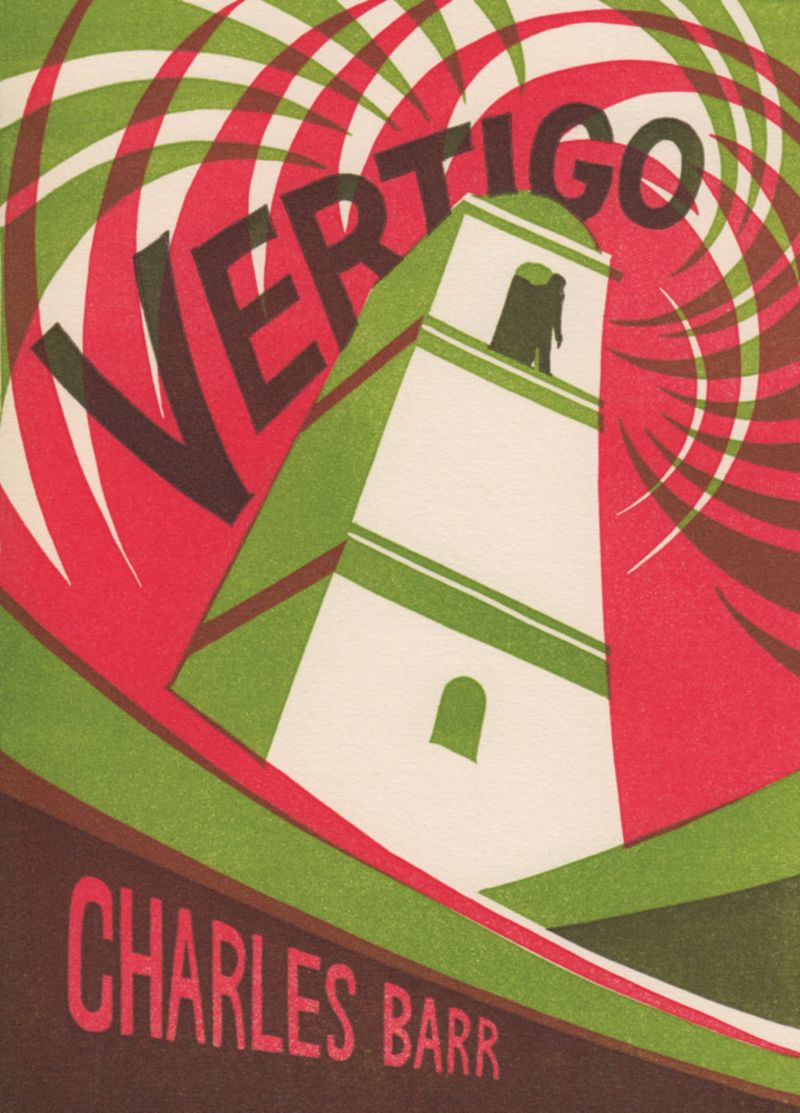 Vertigo book cover illustration
