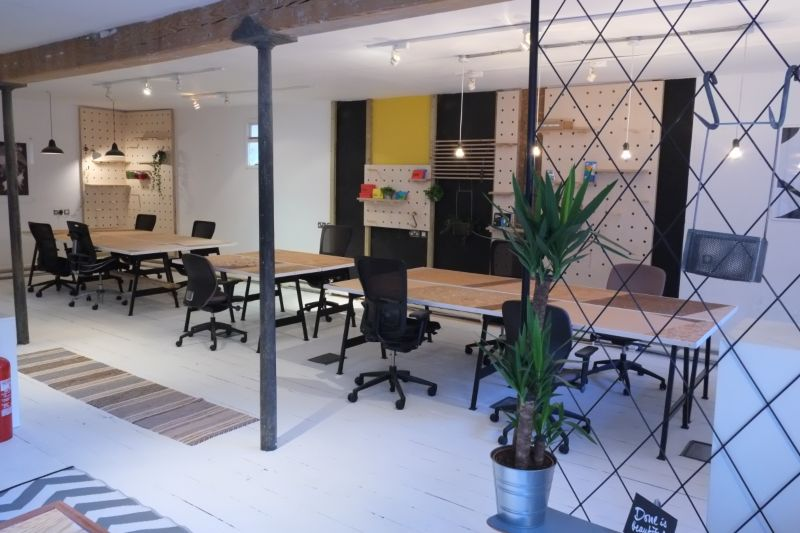 Do Something Different - Office Interior Design