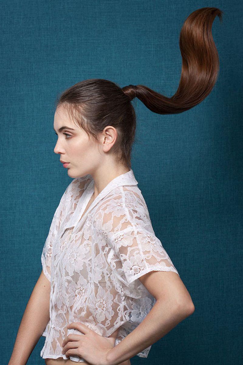 Summer Hair | Editorial for Georgette Magazine