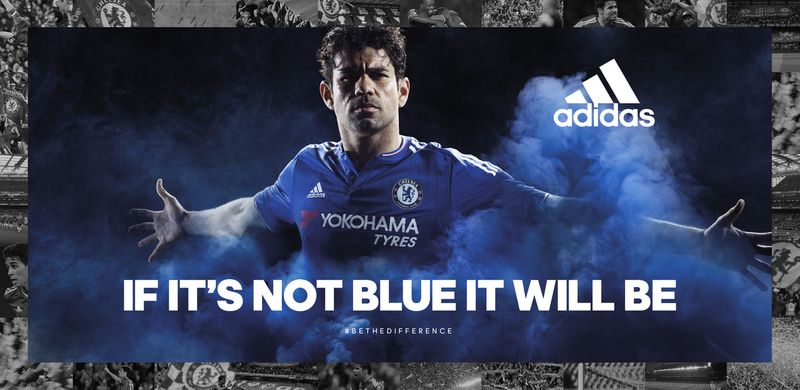 Adidas Chelsea Campaign 2015