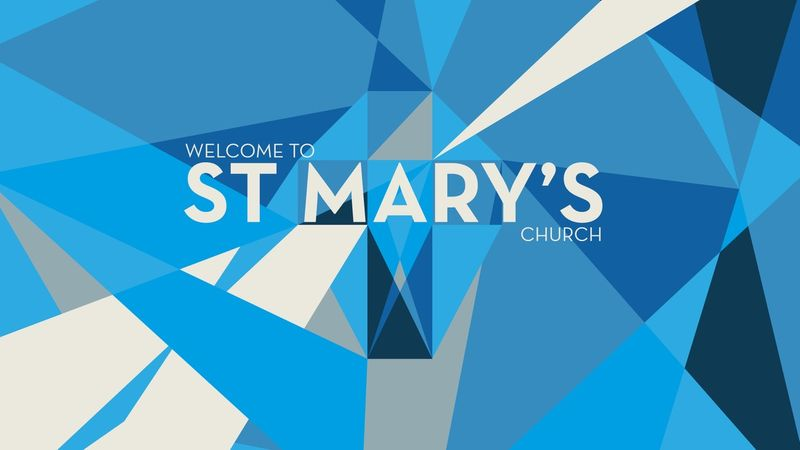 St Mary's Church Oxted Rebrand