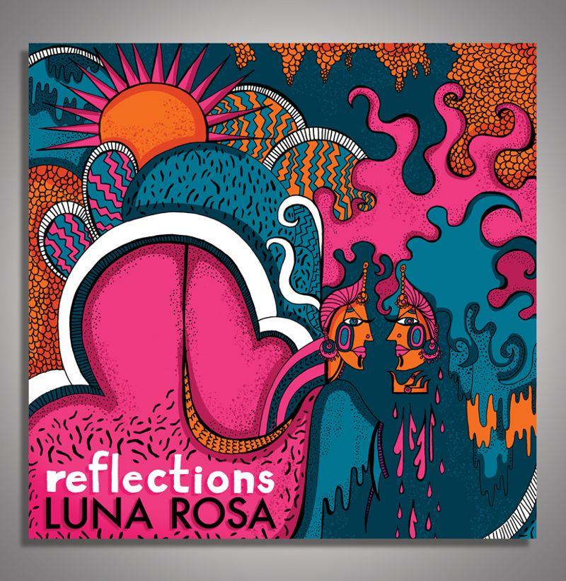 Luna Rosa Album Cover