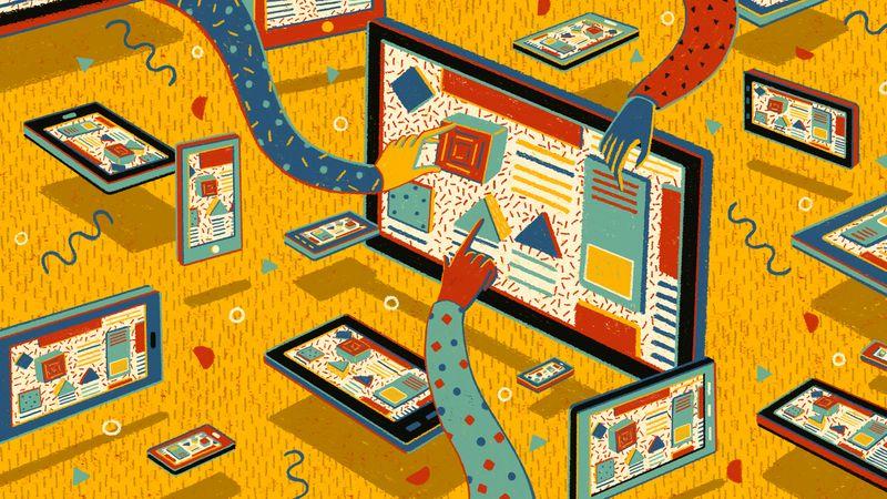 Illustration for Adobe CC