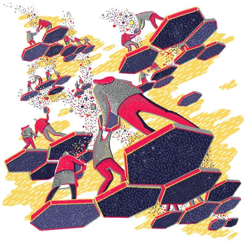 Illustration for WIRED UK