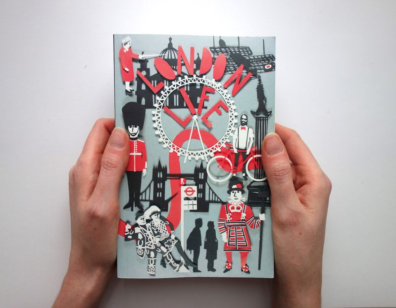 London Life Book Cover