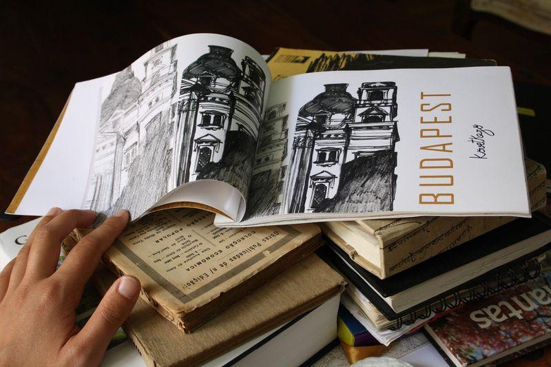 Budapest Sketchbook