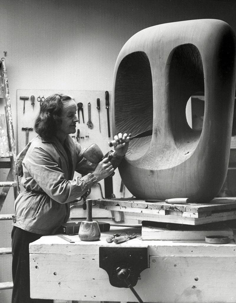 Review of Barbara Hepworth at Tate Britain