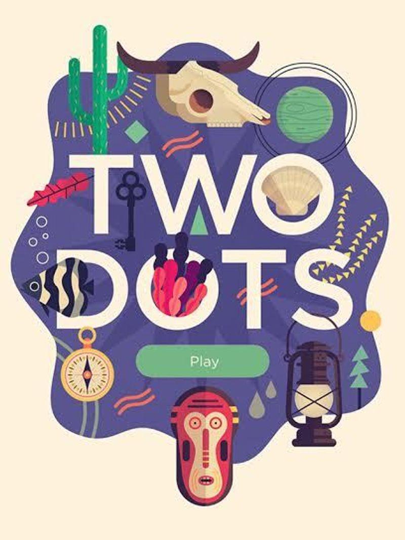 Owen Davey - Two Dots App