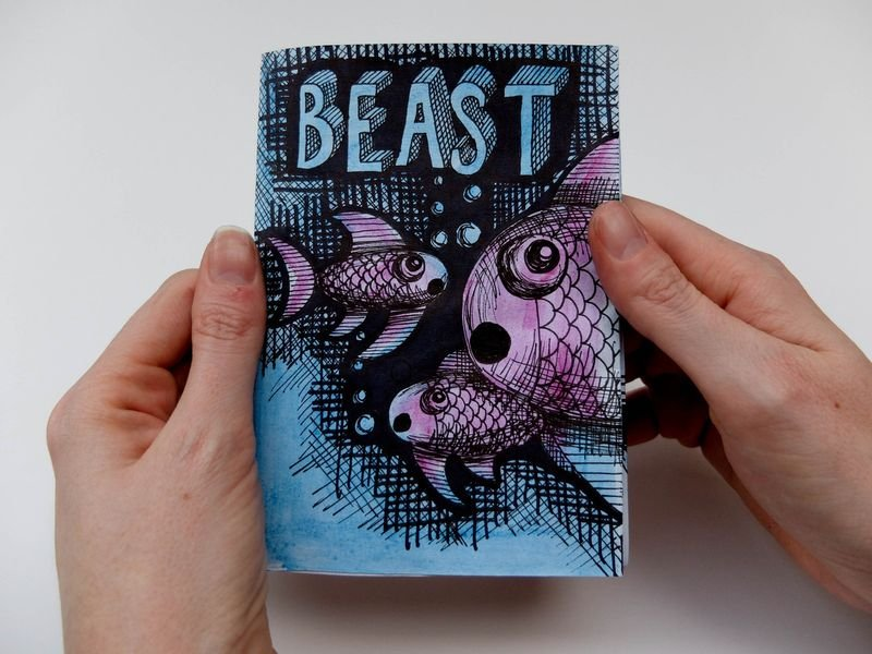 Beast - short Zine