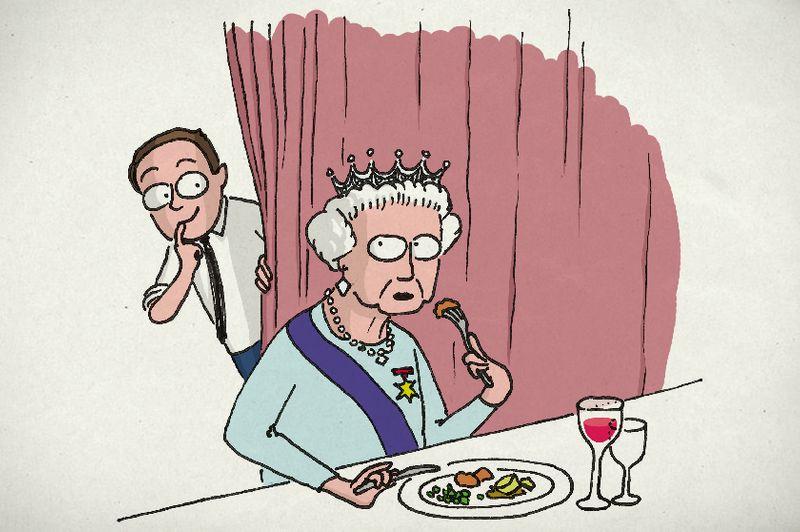 La Cucina a Fumetti (The Cartoon Kitchen)
