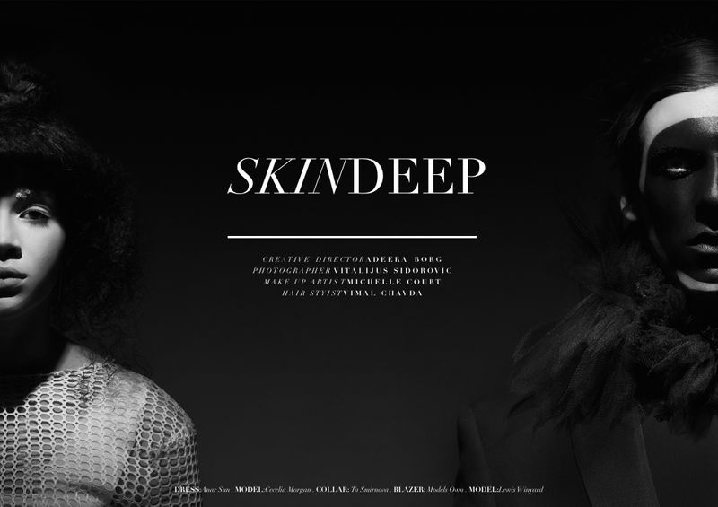 Skin Deep Editorial