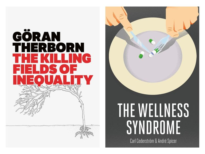 Polity book cover design