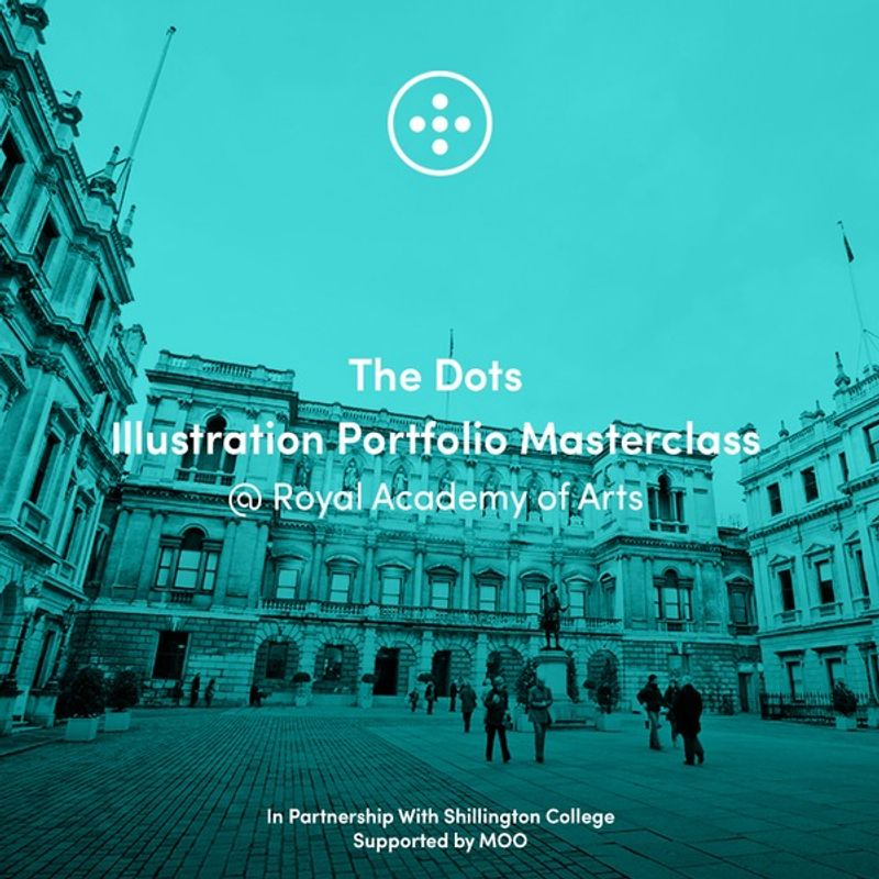 The Dots Illustration Portfolio Masterclass
