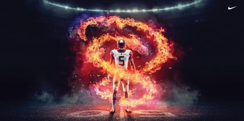 Nike College Football