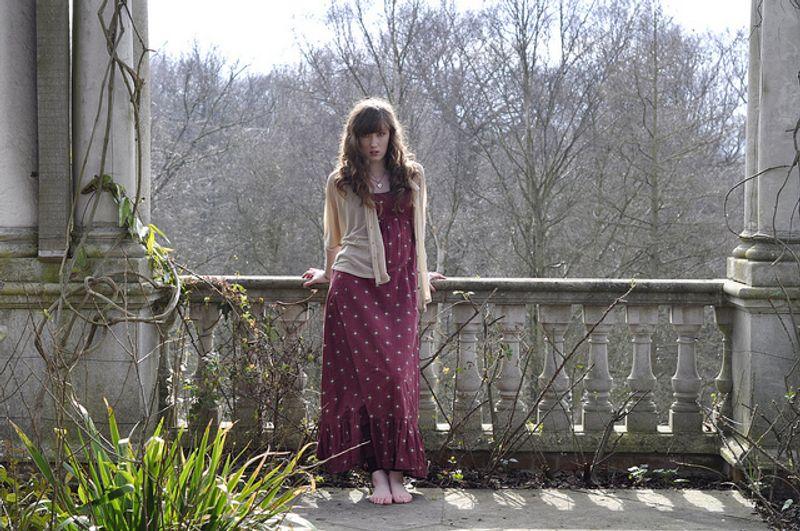 Spring shoot