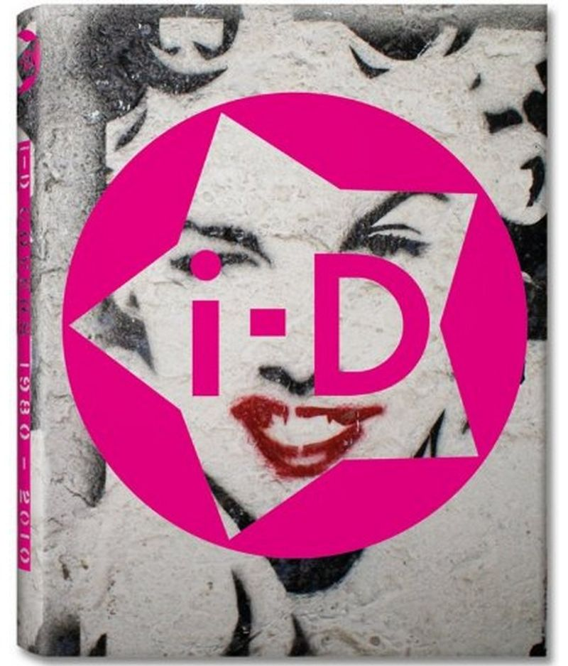 i-D Covers Book