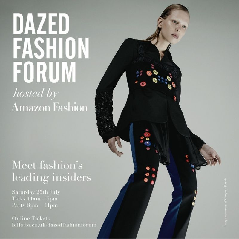 DAZED FASHION FORUM