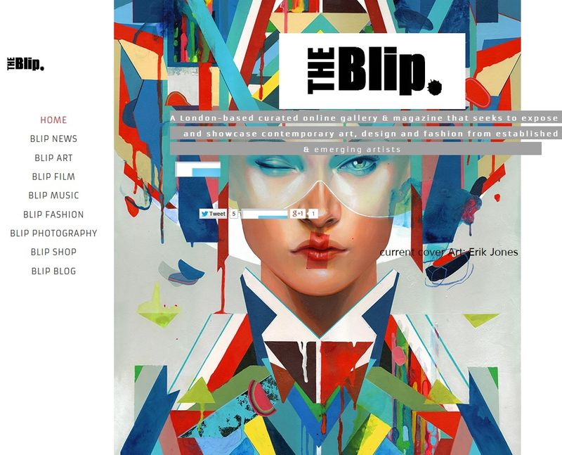 The Blip Magazine