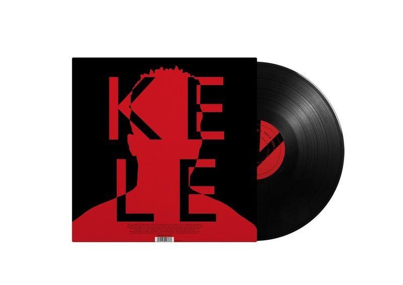 Kele Okereke Album Design