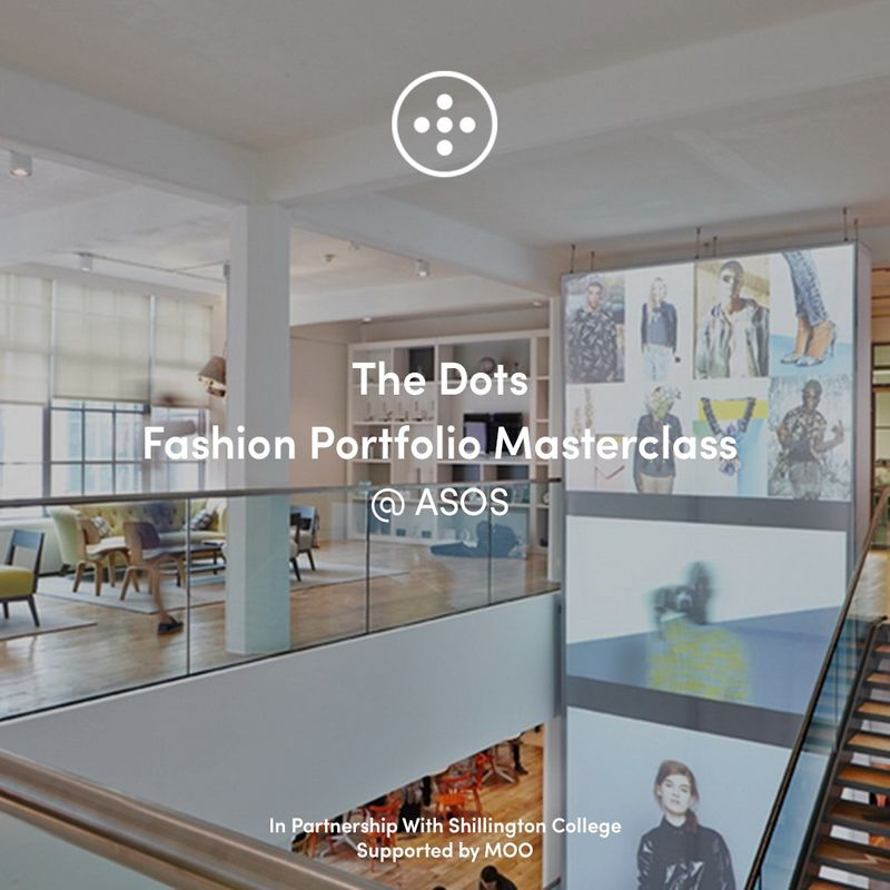 THE DOTS FASHION PORTFOLIO MASTERCLASS