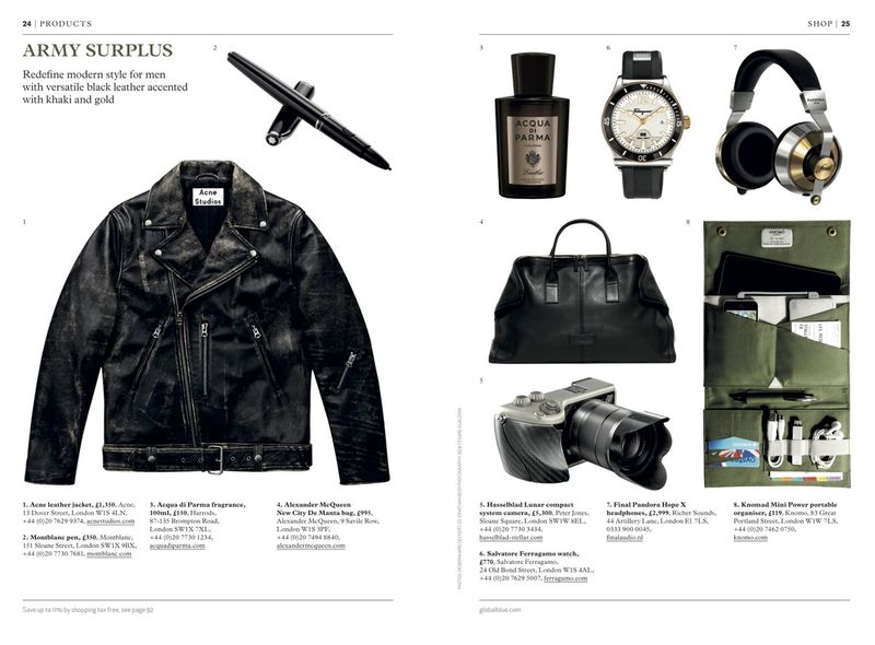 SHOP LONDON LUXE - FASHION PAGES