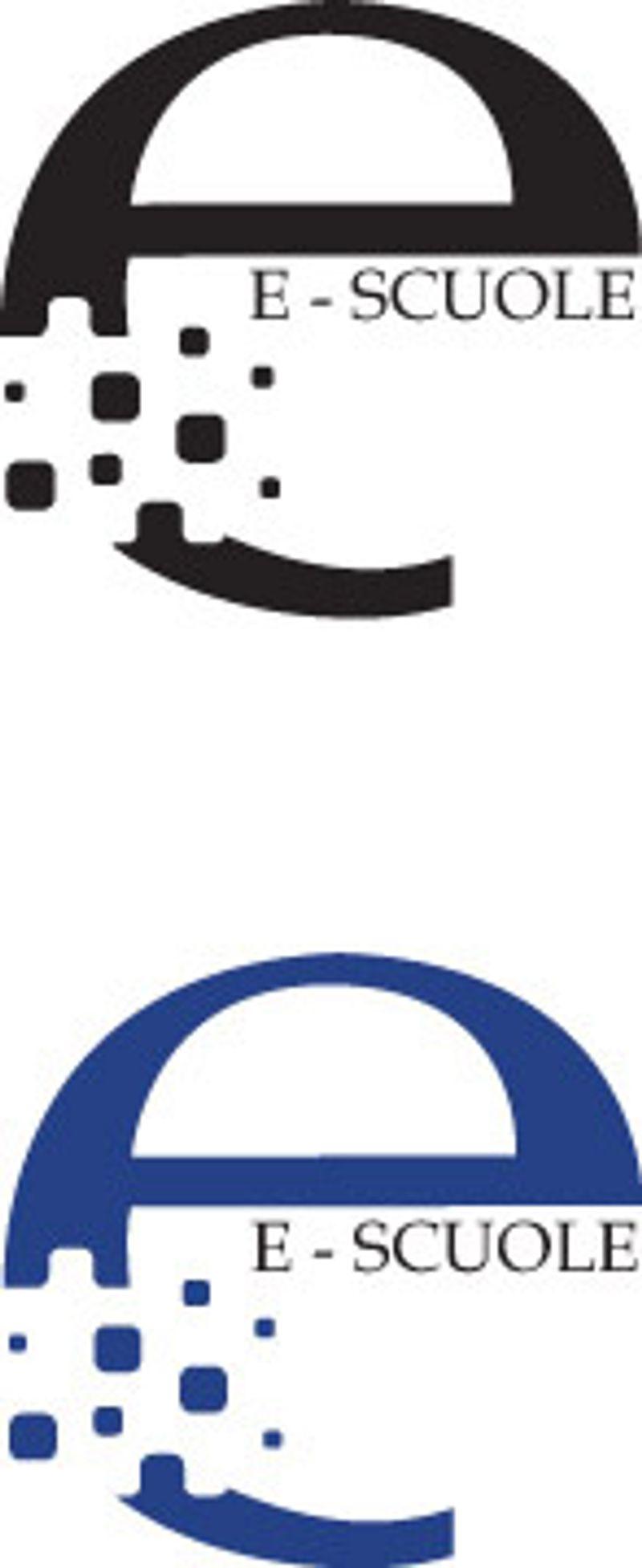 """Logo """"E- scuole"""""""