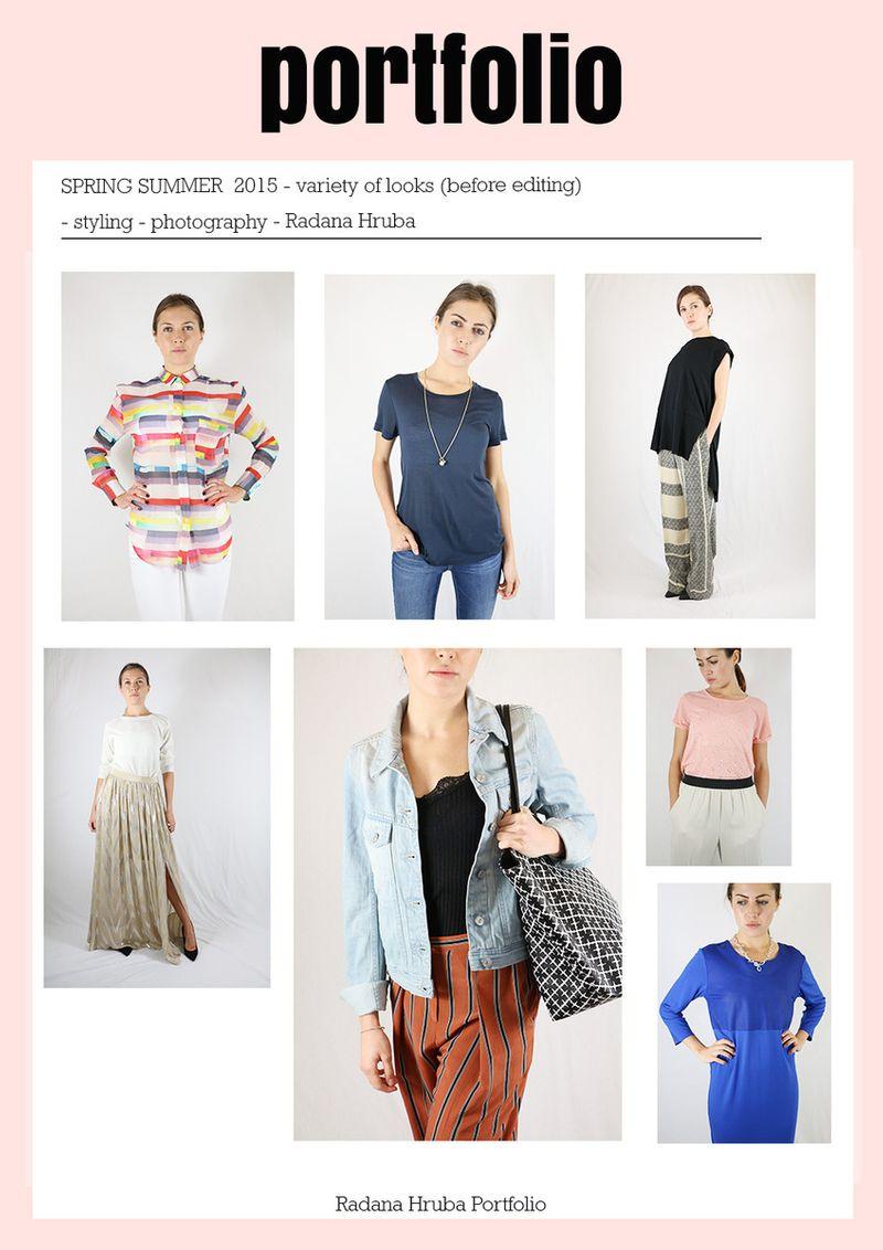 stylist / website management