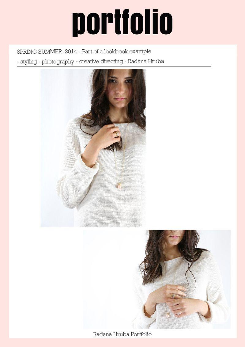 Lookbook SS14 Stripes Fashion