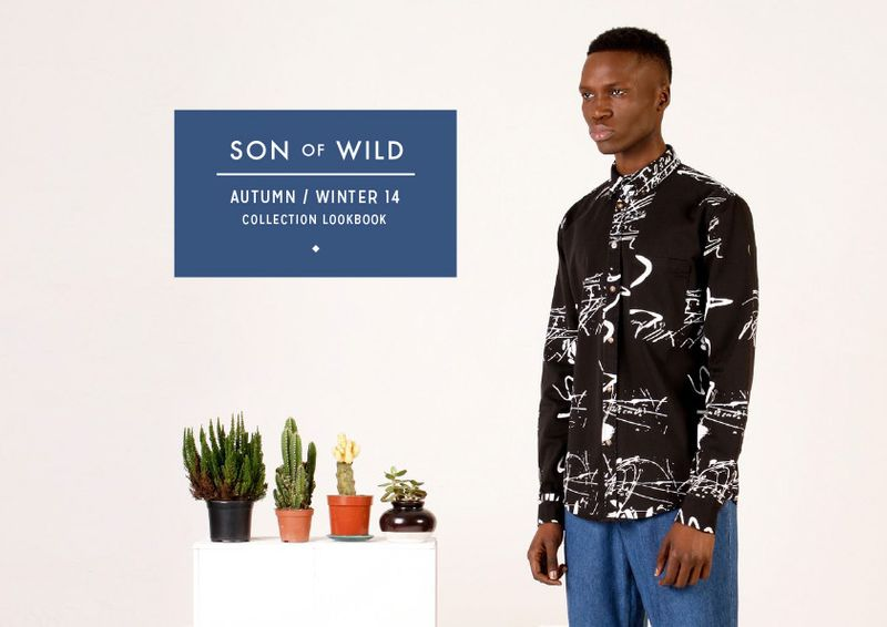 Son Of Wild AW14 Range Design & Lookbook Shoot
