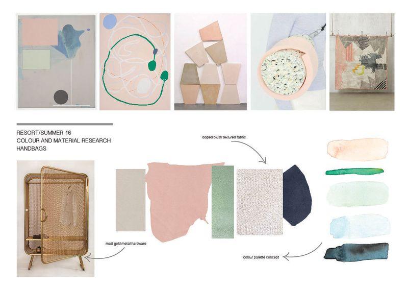 Resort '16 - Handbag designs