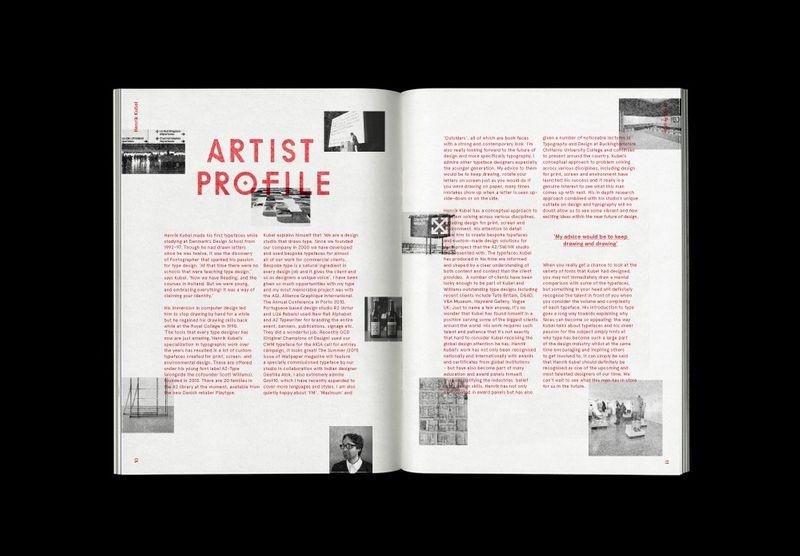 The Typographic Circle