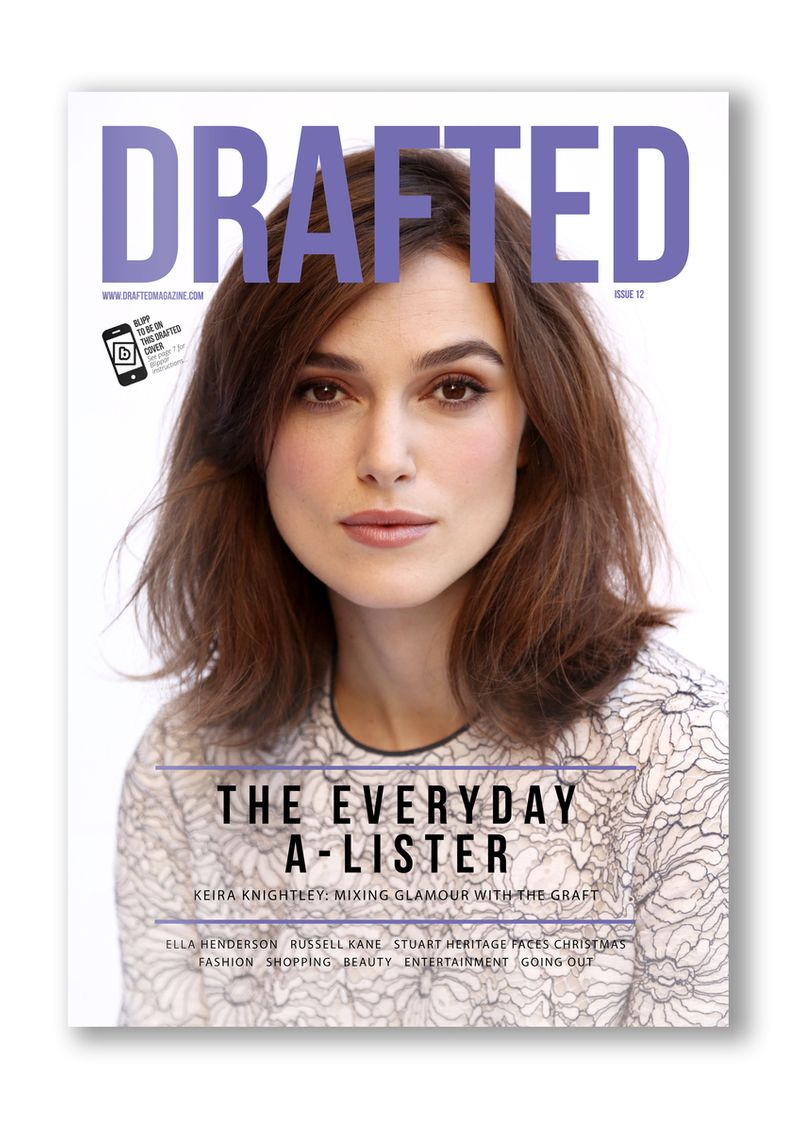 DRAFTED Magazine issues