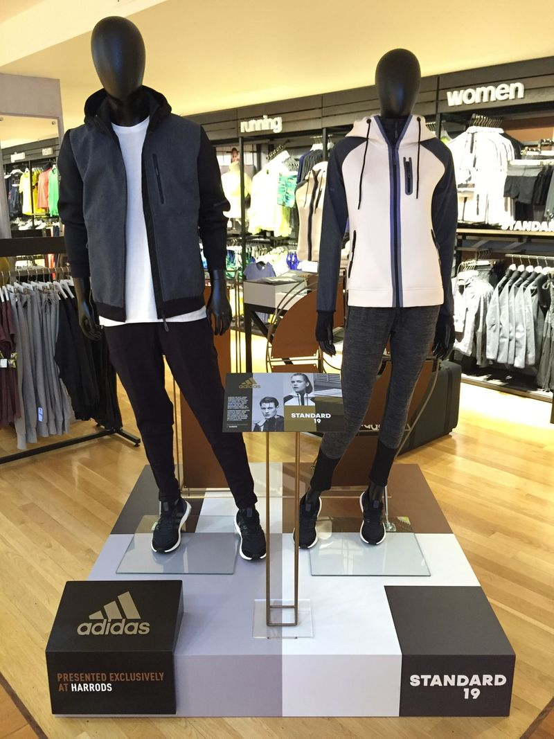 Standard 19 Launch, House of adidas Harrods