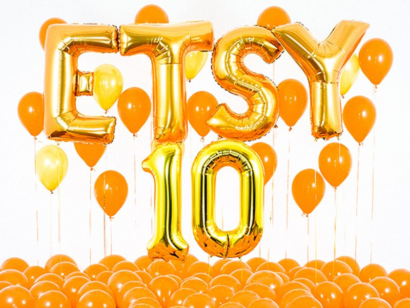 10 Years at Etsy: A Celebration of Working Together