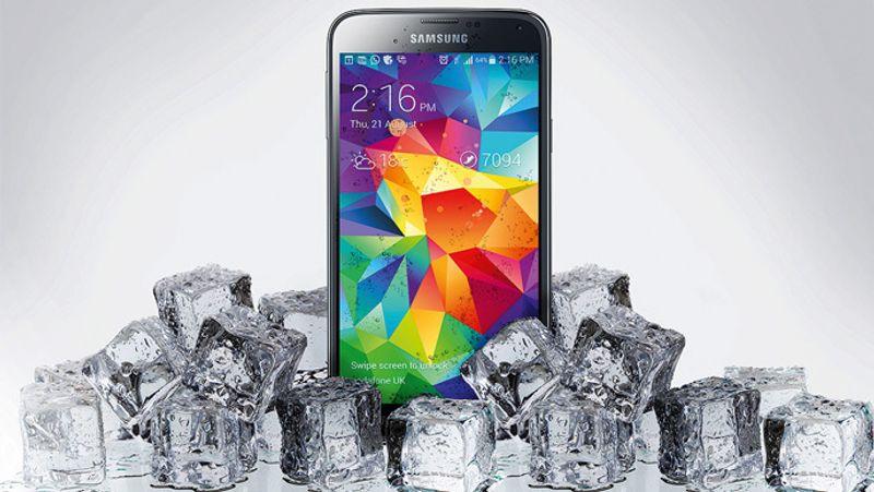 Samsung - ALS Ice Bucket Challenge